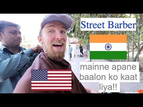 AMERICAN'S FIRST DAY IN INDIA!! (Foreigner Moved To India!)