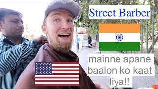 AMERICAN\'S FIRST DAY IN INDIA!! (Foreigner moved to India!)