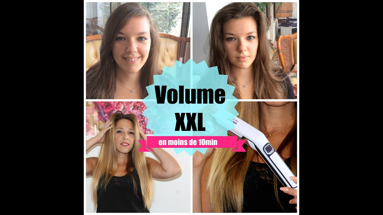 Super Du Volume XXL pour les cheveux fins et sans volume = The Solution  BW68