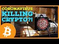 Bitcoin & Cryptocurrency Dumps - Will Coronavirus COVID-19 HELP or HURT Crypto?