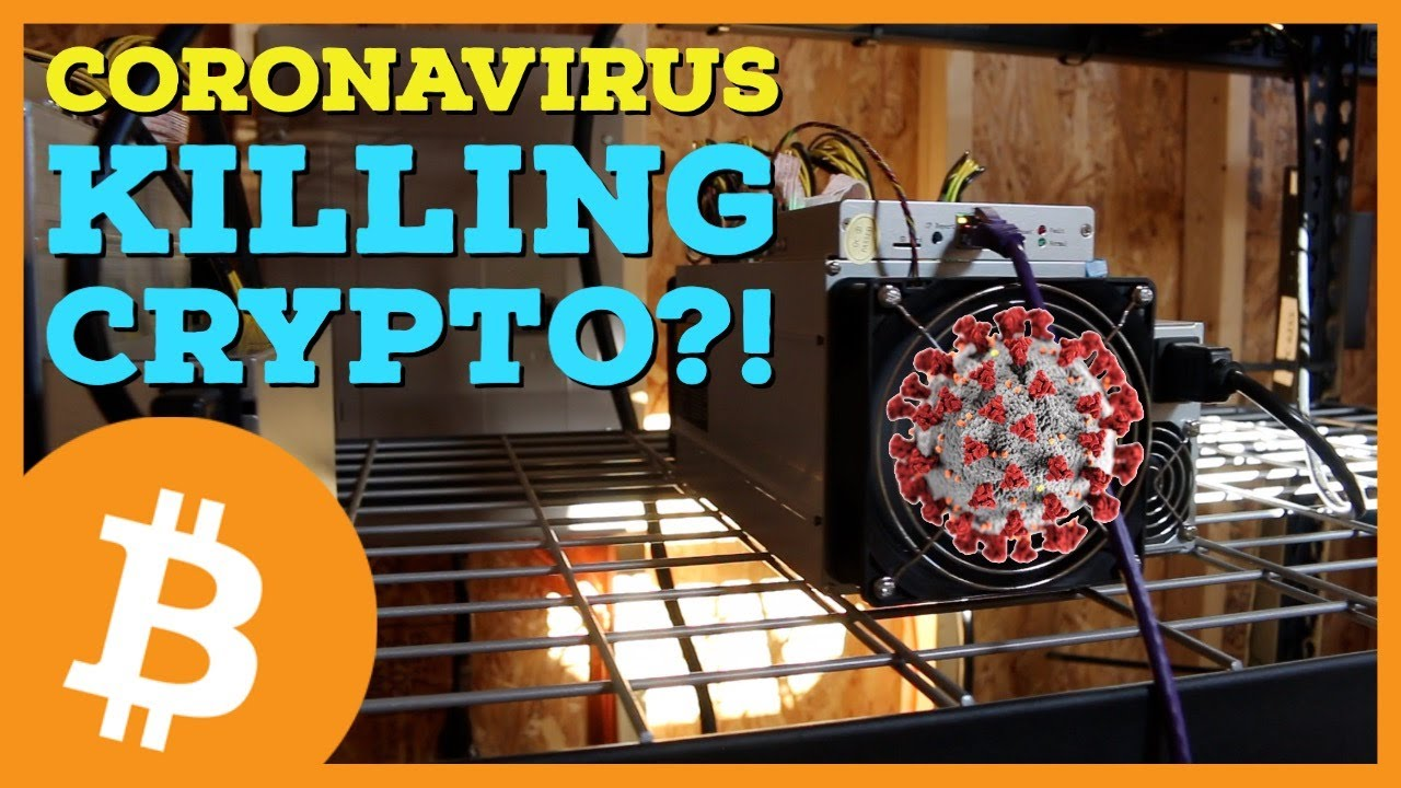 Bitcoin & Cryptocurrency Dumps - Will Coronavirus COVID-19 HELP or HURT Crypto?
