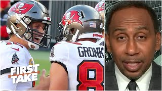 Stephen A. highlights Tom Brady's offense as the key to the Bucs' success   First Take