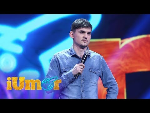Petrică Iştoc, stand-up comedy despre interzicerea pungilor de plastic