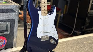 Eric Clapton Tours with Just 3 Strats | Rig Rundown Trailer