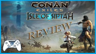 Conan Exiles: Isle of Siptah Review (Video Game Video Review)