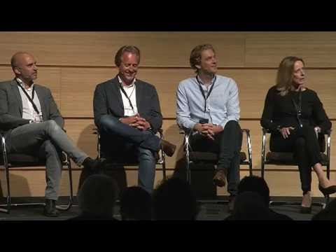 Investors panel | Dutch Blockchain Conference #dbc16