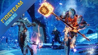 Destiny 2: Does the Raid Grind Make Day 1 too Exclusive? Fireteam Chat Ep 180 Clip