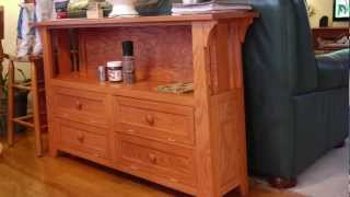 The Making Of Credenza