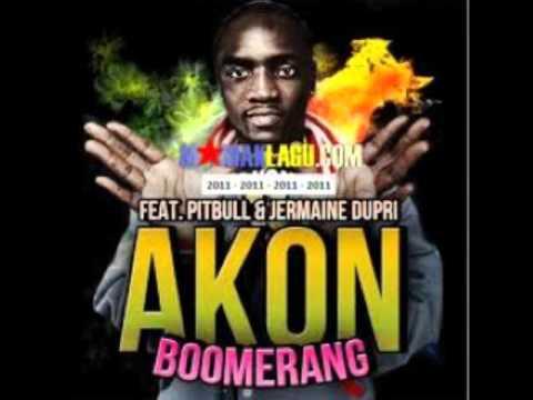 Akon - Boomerang