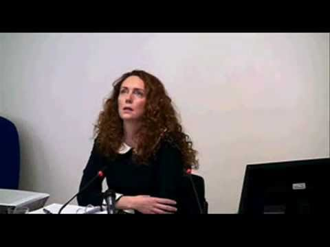Rebekah Brooks (McCanns)  LEVESON INQUIRY May 11th 2012