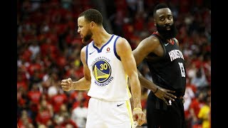Warriors-Rockets 2018 Conference Finals   Best Moments From 7-Game Series