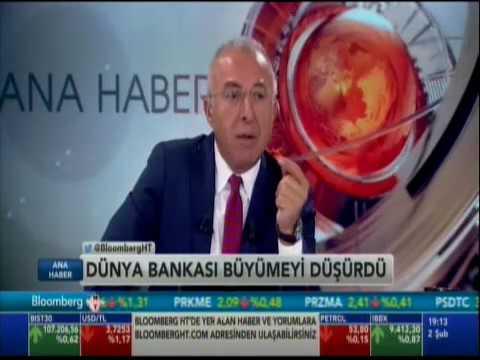 ALB Forex Altın ve Emtia piyasası müdürü Volkan Kuğucuk piyasaları değerlendirdi. Bloomberg HT