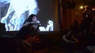 Tree of Life 02 - Piano / Dance / Visuals Improv Collab (Synaesthetic Web, Berlin, 28 Nov 2019)