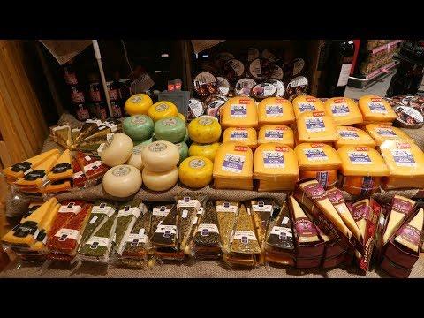 Dutch Supermarket Food Tour & Low Carb Food Haul