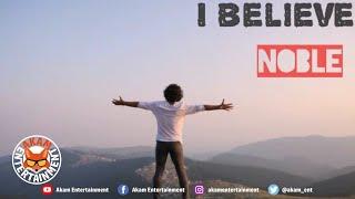 Noble - I Believe [Audio Visualizer]