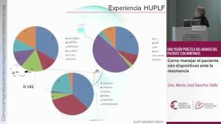 Como manejar el paciente con dispositivos ante la resonancia. Dra. María José Sancho-Tello.