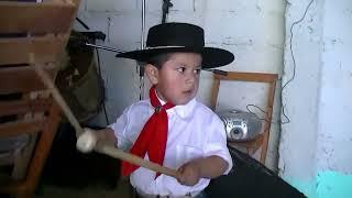"TATI Y GUSTAVITO - 11º ANIVERSARIO AGRUP GAUCHA ""EL FOGON"" - LOZANO 2013"