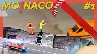 Die verrückten Männer auf dem Riesen-Bohrer - Mo!naco #1