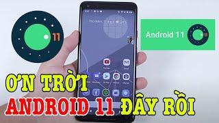 Trải nghiệm Android 11 Beta đã có trên điện thoại