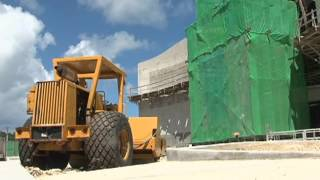 Take a stroll through the new Guam museum facility