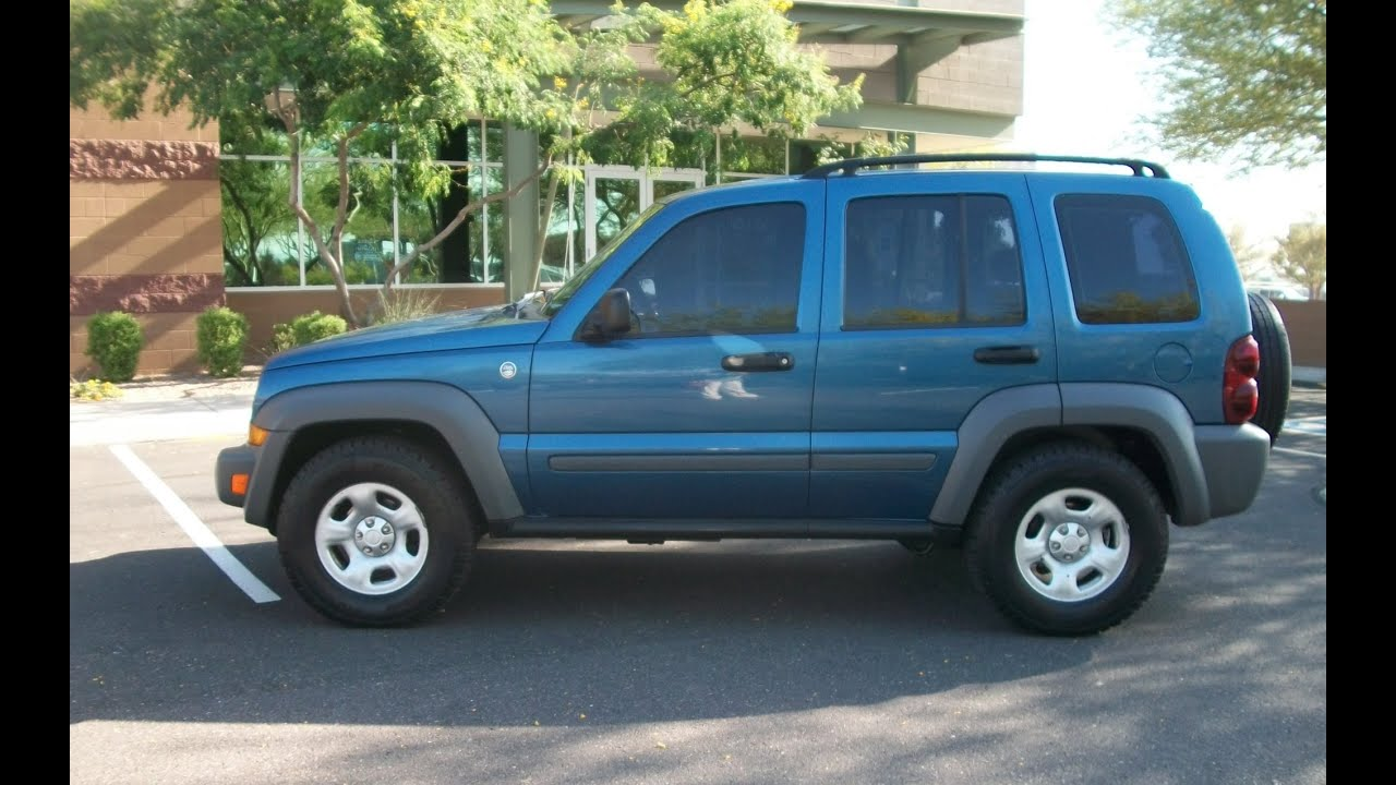 2005 Jeep Liberty Sport Very Clean Loaded Pr1213 Youtube