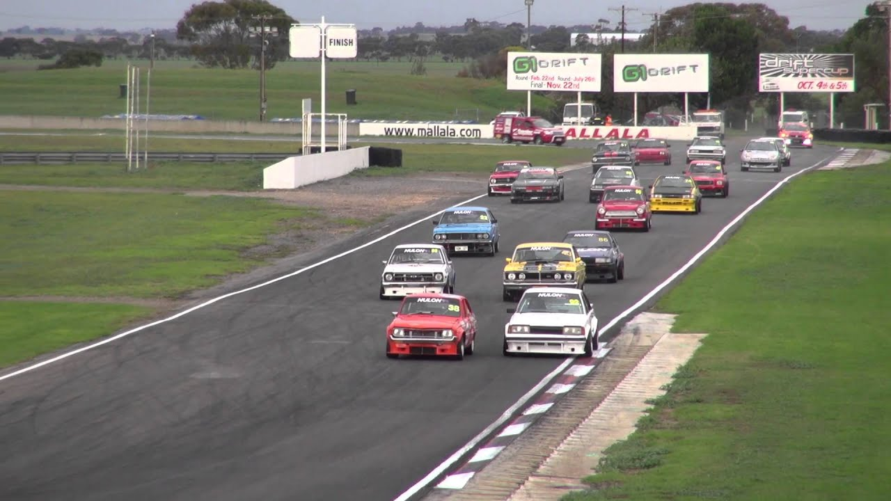 Improved Production Cars South Australia Mallala Motorsport Park