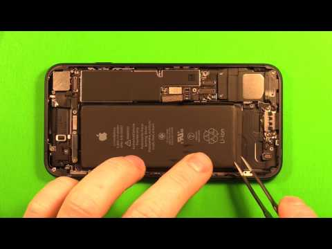 iPhone 7 Battery Replacement Guide (How To) - ScandiTech