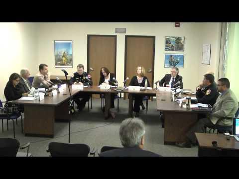 California First Responder Network (CalFRN) Board Meeting - December 2015