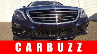 2016 Mercedes-Benz S550 Unboxing - Better Than A8 or 7 Series?