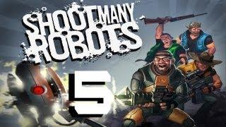 Mindcrack Plays: Shoot Many Robots - Episode 5