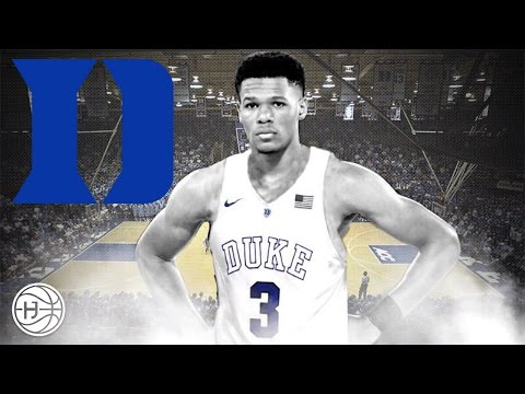Trevon Duval Commits to DUKE! #1 PG in the Country FULL Senior Year Highlights!