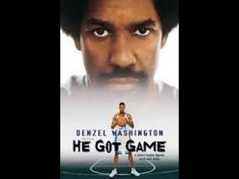 He Got Game 1998 Movie   Denzel Washington, Milla Jovovich