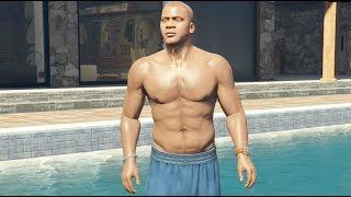 How Do You Get Franklin So Buff? Answered GTA V
