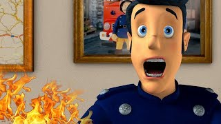 Fireman Sam New Episodes HD | Big Top Norman | S10 Compilation | Episodes Mix 🚒 🔥 Kids Movies