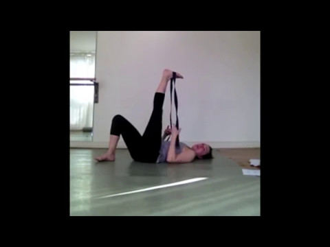 Great Pilates workout for ballet students
