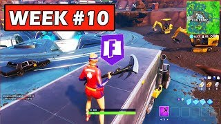 SECRET WEEK 10 BANNER LOADING SCREEN SEASON 8 LOCATION! Fortnite Secret Battle Star Week 10 Location