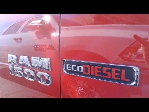 #CAS16 - #MKEAutoShow - 2016 RAM 1500 EcoDiesel Long Distance Review Drive