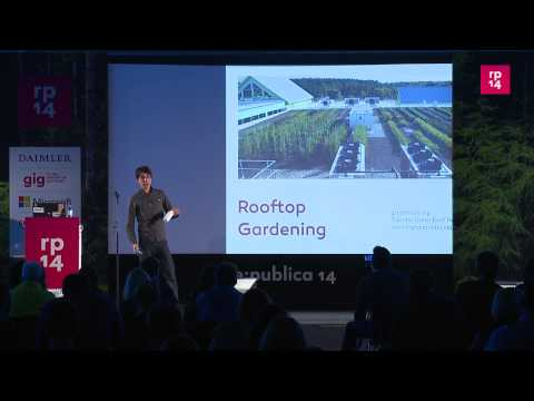 re:publica 2014 - Escaping Dystopia on YouTube