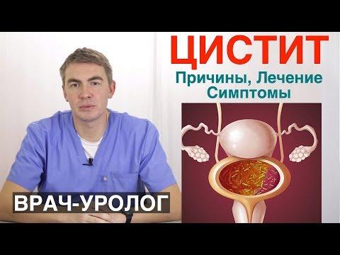 Цистит -  причины, симптомы, лечение,  диагностика. Хронический цистит у женщин