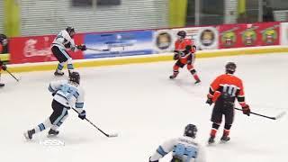 PIHL Semifinals Hockey Highlights of Erie Cathedral Prep vs Seneca Valley