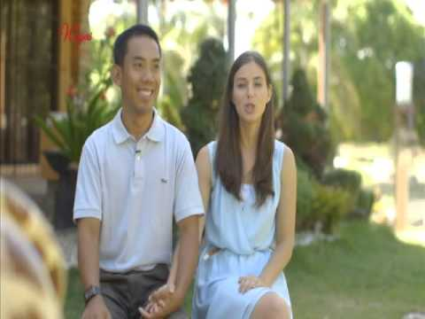 From Russia with (lots of) love: Anna Rabtsun and Eric Baylosis' multicontinental love story | Wagas