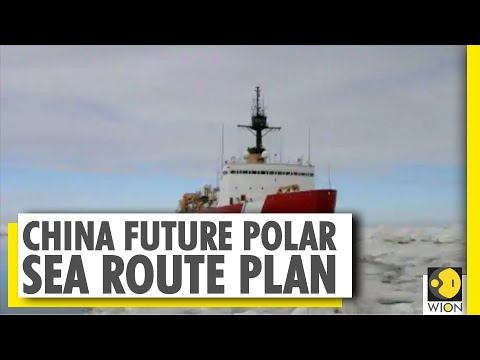 Ice melt aiding China's arctic designs? | China aggressively eyeing new sea route | World News