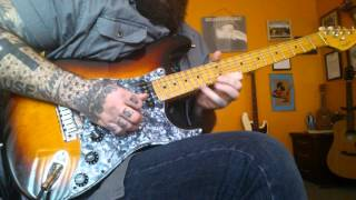 Sweep Picking Demo (Slow then fast)