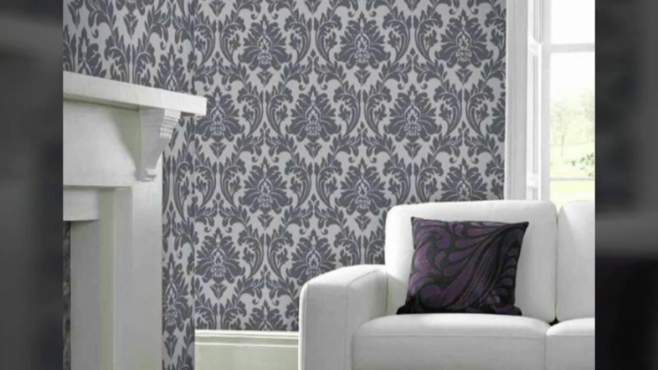 Interior Wallpaper For Home Decoration Interior Design Ideas Youtube