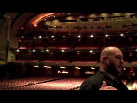 Radio City Music Hall Backstage Tour