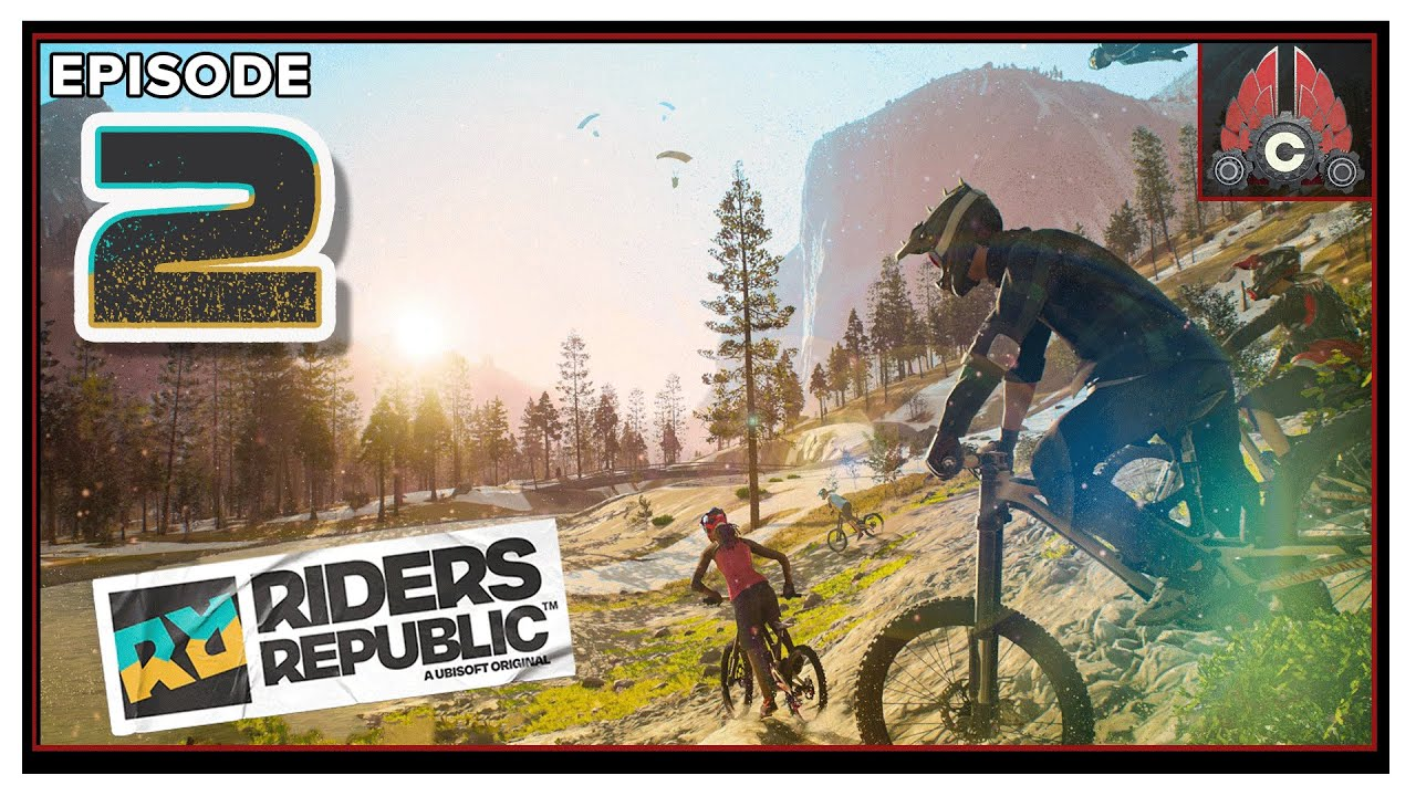 CohhCarnage Plays Riders Republic Open Beta - Episode 2