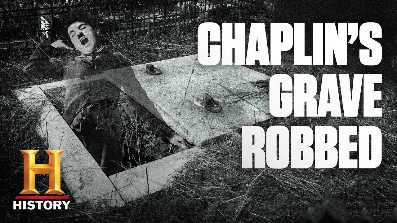 Charlie Chaplin's Corpse Stolen by Body Snatchers | Dark History - YouTube