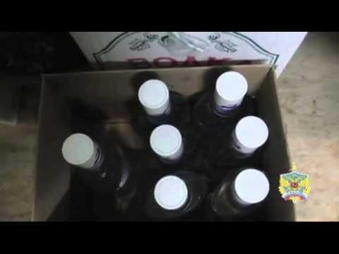 Подмосковными полицейскими пресечен незаконный оборот алкогольной продукции