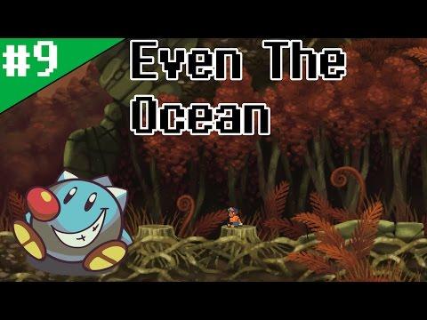 Even The Ocean (9): Oscar Basin Power Plant