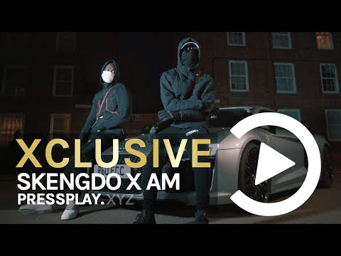 #410 Skengdo X AM - Gemma (Music Video) #TheFirstDrill